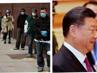 رشد اقتصاد چین، بیکاری 1.3 میلیون نفر دیگر در آمریکا