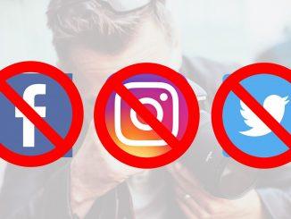 سندروم گشتوگذار در شبکههای اجتماعی