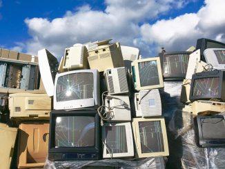 شکستن رکورد ضایعات لوازم الکترونیکی