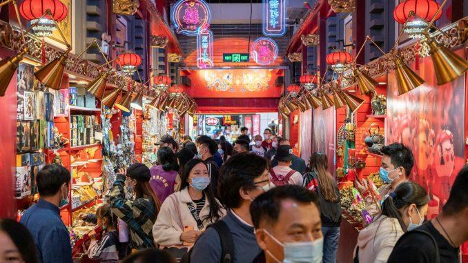 رشد 5 درصدی اقتصاد چین، رشد منفی اقتصاد دنیا