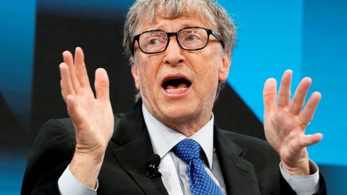 عقبنشینی اقتصادی دنیا بعد از پاندمی از زبان بیل گیتس
