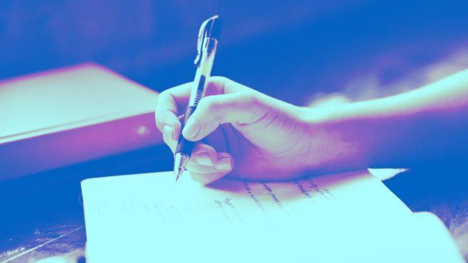 مزیتهای روانی نوشتن روی کاغذ نسبت به تایپ کردن