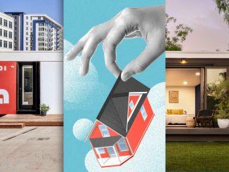 ایده خانههای قوطی کبریتی در 2020