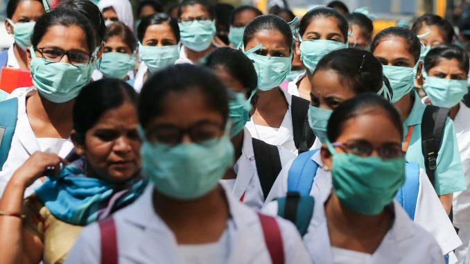 نابرابری جنسیتی در محیط کار هند