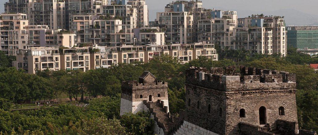 شکاف منطقهای در اقتصاد چین در حال افزایش است