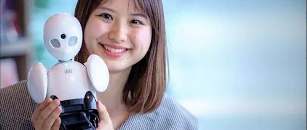 ژاپن از روباتهای آواتار برای مبارزه با کرونا استفاده میکند
