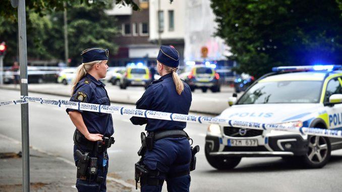 تیراندازی در سوئد، بیشترین میزان در کشورهای اروپایی